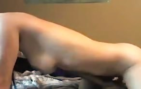 Super cute little sex kitten gets naked for the camera and shows off that tight little amateur body..